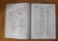 Leyland DAF.MMLC. Illustrated parts list.